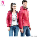 Female New Autumn And Winter Hat Thin Long Sleeved Cotton Padded Jacket Slim Padded Jacket  919
