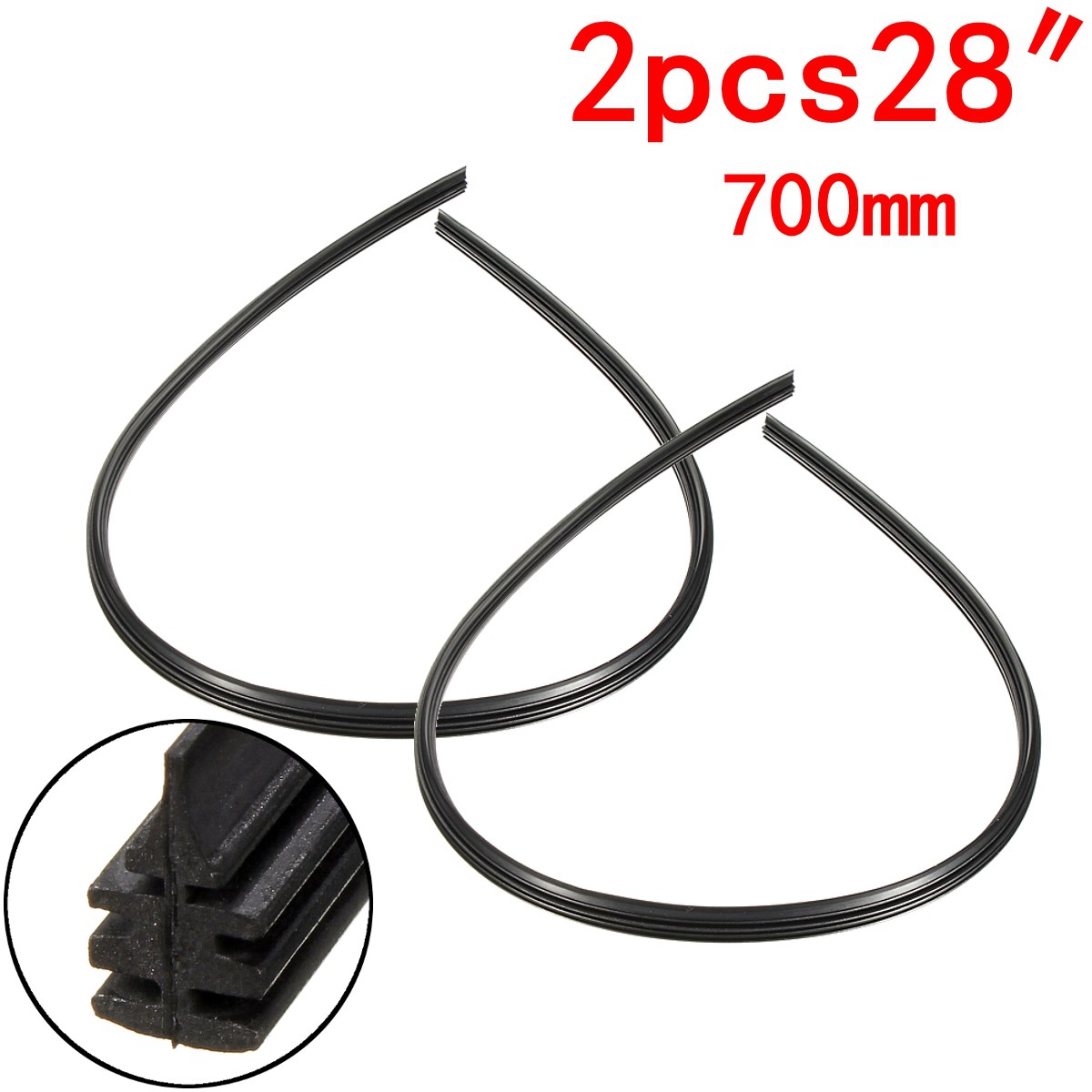 Popular Car Wiper Size-Buy Cheap Car Wiper Size lots from China ...