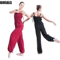 Adult Ballet Dance Lost fat Unitards For Women Black Gymnastics Ballet Leotard Unitard Girls Ballet jumpsuit Clothes CS0041