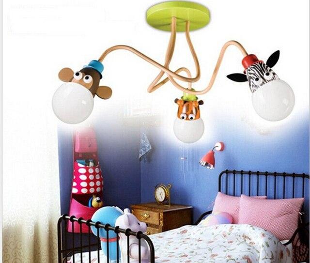 Luz Niños Dormitorio Accesorios de Iluminación de Bombilla Led ...