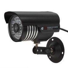 Hot CCTV Camera 1/4″ CMOS 6mm Lens 1000TVL 36-LED NTSC / PAL IR-CUT Waterproof Bullet Security Camera