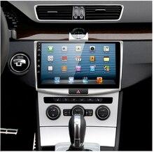 10.1 pouce 2G RAM Android 7.1 Voiture DVD GPS Navigation Auto Radio Lecteur Stéréo Pour Volkswagen VW Magotan Passat CC B6 B7 2012-2015