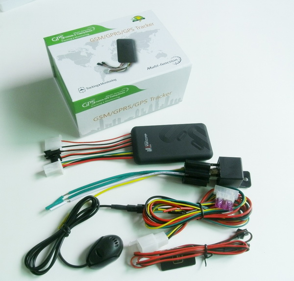 by DHL or Fedex 20pcs Two way calling TK100 GT06 4 band GPS Tracker for Motorcycle