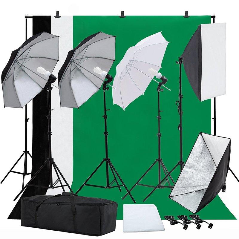 как самому сделать свет для фотостудии позже художник
