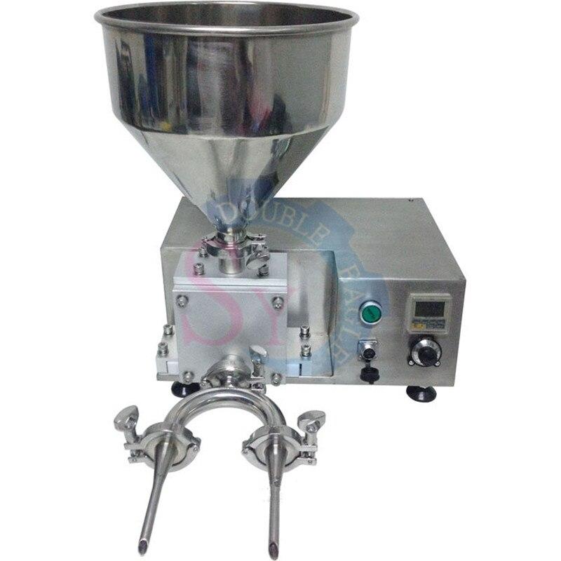 Wholesale Price Automatic Quantify Butter Puff Cake Filling Machine/bread Core Cream Injector