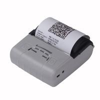 80mm impressora mini portable pos receipt printer usb wifi thermal printer restaurant order printer support 2D code printing
