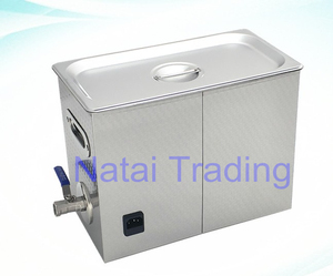 Image 5 - stainless steel 180W 6L diesel injector cleaning machine ultrasonic cleaner for common rail injector repair tool