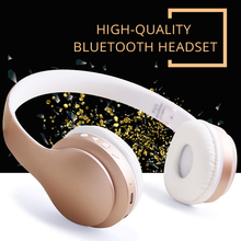 headphones Bluetooth Wireless Headphones Stereo Foldable Sport Earphone Mic headset Handfree For MP3 player Bluetooth receiver
