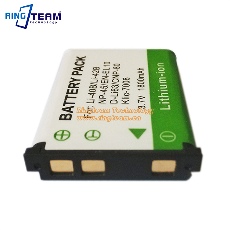 10Pcs/Lot Digital Camera Battery EN-EL10 for Nikon Coolpix S80 S200 S210 S500 S510 S520 S570 S60 S600 S700 S3000 S4000 S5100 meike mk d750 battery grip pack for nikon d750 dslr camera replacement mb d16 as en el15 battery