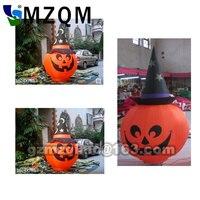 Halloween Decoration 3M / High Inflatable Pumpkin Giant Inflatable Halloween Pumpkin for sale Pumkin Toys