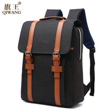 Canvas Backpack Laptop Backpacks for Women Man fashionable School Bags Teenagers girls boys Large Capacity Vintage