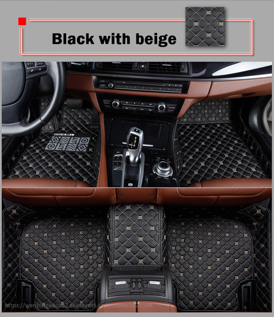 Custom car carpet (3)