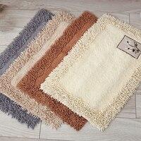 Japan Style Bath Mat Bathroom Carpet,Microfiber Absorbent Anti Slip Carpet Mats For Bathroom And Toilet,Bath Mats Rugs, Alfombra