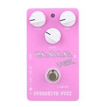 Guitar Pedal pedal de guitarra Caline Effect Pedal CP32 Pedals Pink Color Power Effect EA14