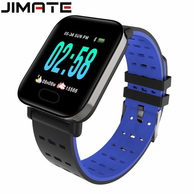 Inteligente, reloj inteligente pulsometro Fitness Tracker inteligente pulsera de los hombres de las mujeres impermeable IP67 electrónica Relojes