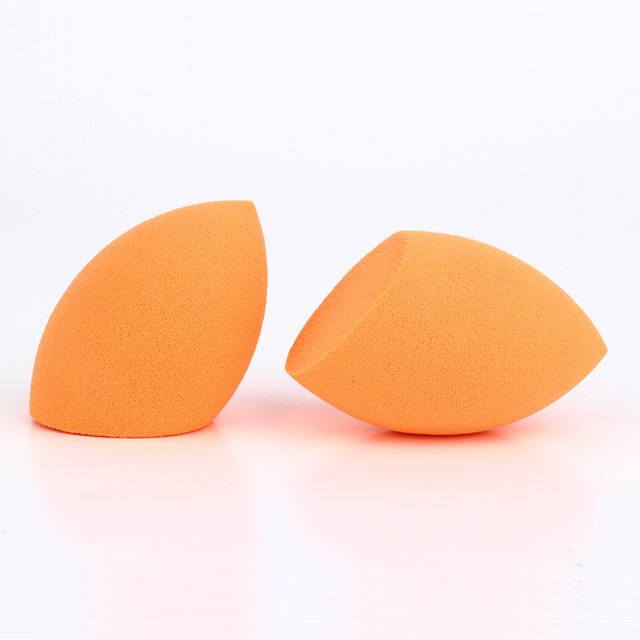 2PCS/Pack Makeup Sponge Puff Balls Miracle Complexion Cosmetic Puff Egg Puff  Contour Around Eyes & Nose Makeup Cosmetic Puff