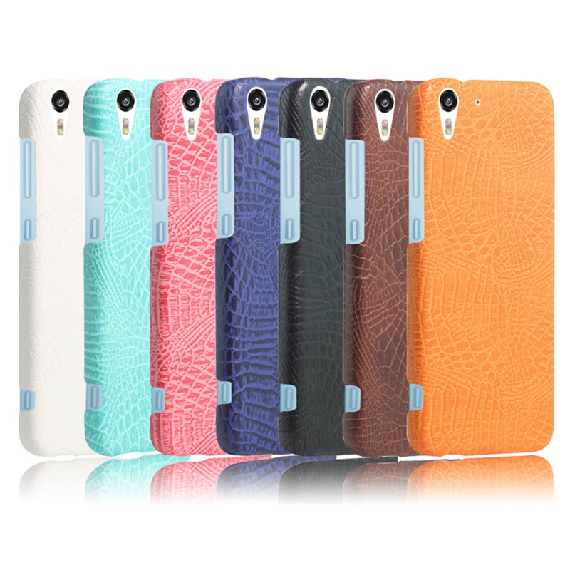 IMIDO Crocodile Grain PU Leather For HTC Desire Eye PU Leather Protective Case Cover For HTC Desire Eye