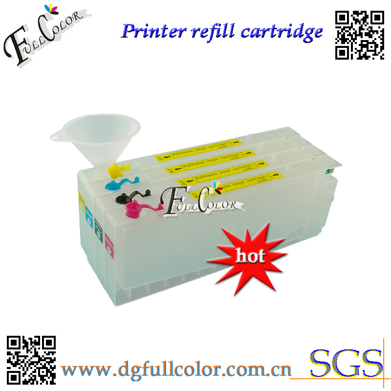 Free shipping DHL .FEDEX.EMS ink refill cartridge for epson color 3000 pro 5000 MJ-8000C printer refil ink kits free shipping printer t157 cartridge refill pigment ink for r3000 printer ink cartridge