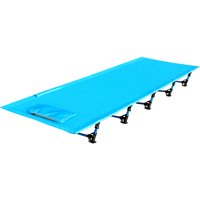 Ultralight camp bed frame bed folding portable bed