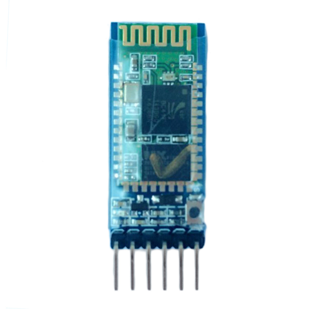 1pc HC-05 6 Pin Wireless Bluetooth RF Transceiver Module Serial For Arduino Eletronic Hot