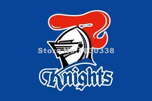 Newcastle Knights Flag 3ft X 5ft National Rugby League NRL Banner Size 4 144* 96cm Flag