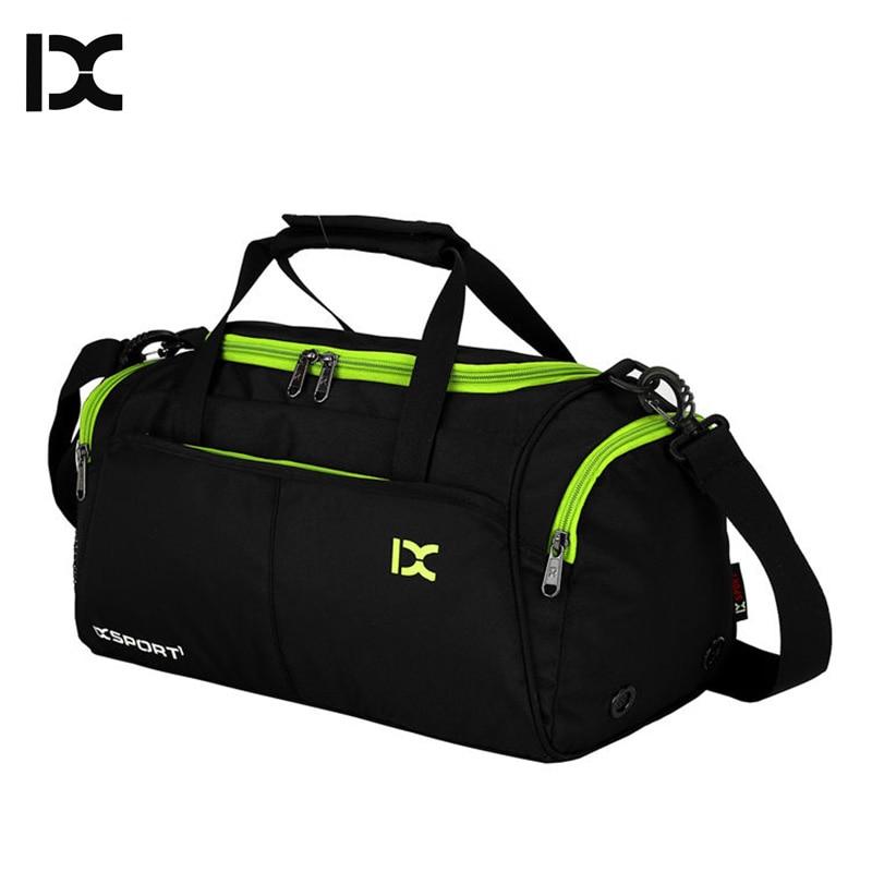 IX Fitness-Bag Sac-De-Sport Handbags Sports-Duffle Travel Nylon Outdoor Women Gym