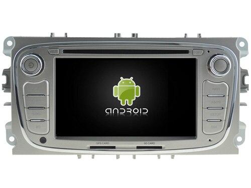 Android6.0 8-ядерный 2 ГБ Оперативная память автомобиль DVD Играть головного устройства GPS Navi Радио стерео лента для Ford Focus Mondeo S- max C-Max Galaxy Fusion
