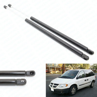 2pcs Rear Liftgate Hatch Liftgate Tailgate Gas Charged Lift Support Struts For 96 00 Plymouth Voyager for Dodge Grand 26.69 inch