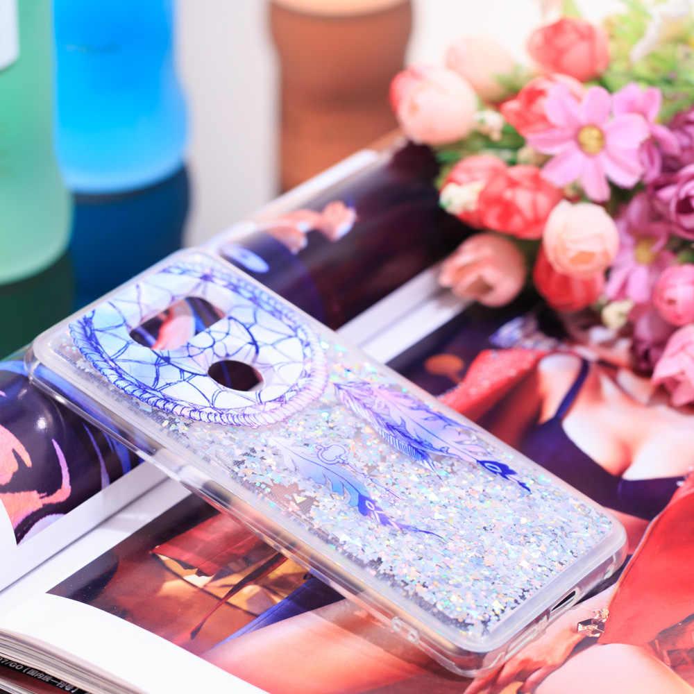 Мягкий защитный чехол с жидкими блестками изображением чехол с сияющими блестками для LG V30 V20 Q8 LG Stylus 3 Чехлы из мягкого ТПУ покрытие для чехла для LG K8 2017 K10 2018 бампер принципиально Капа