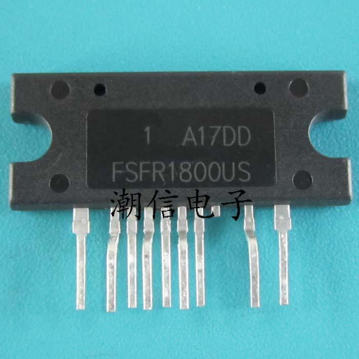 1pcs FSFR1800XCL SIP-9 FSFR1800XSL ZIP-9 FSFR1800 New Original
