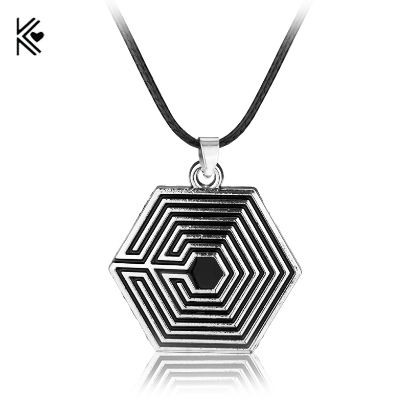 Wholesale EXO Necklace KPOP Overdose Logo The Underdogs