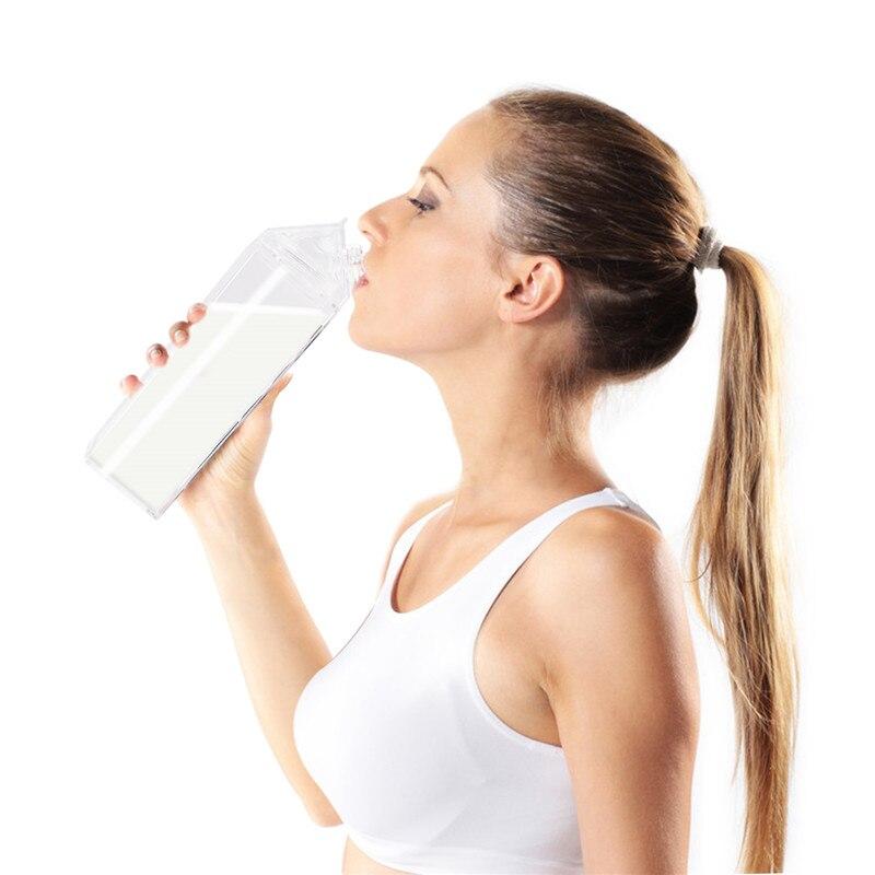 livre animal vaca porco plástico minhas garrafas de água tigre leite chaleira