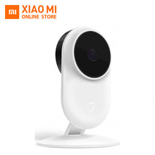2018 New Model Xiaomi Mi Mijia 1080P Good ip Webcam 130 Diploma 2.4Ghz WiFi 10m Infrared Night time Imaginative and prescient+NAS Mic Speaker Dwelling Cam