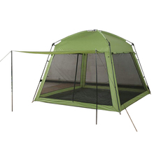 2 Person Camping Tent Windproof Fishing Tent Outdoor Portable Beach Tent Hiking Picnic Sun Shelter Anti-uv Awning for Travel