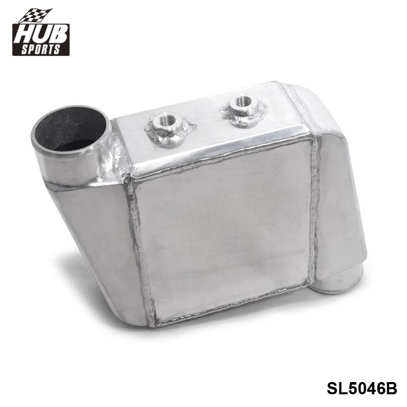 Hubsports - Universal Aluminum Water To Air Turbo Intercooler FMIC 250 X 220 X 115mm Inlet/Outlet: 3.5 HU-SL5046B epman universal aluminum water to air liquid racing intercooler core 250 x 220 x 115mm inlet outlet 3 ep sl5046c
