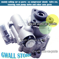 NEW POWER STEERING PUMP FOR AUDI A6 C5 1.9 2.0 2.4 2.5 2.7 2.8 3.0 CAR STEERING PUMP 4B0145156R 4B0145156A 4B0145156N