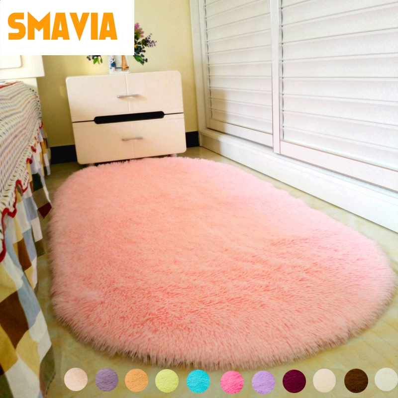 pink rugs for bedroom lovely ellipse pink carpet hair shaggy area rug non 16752
