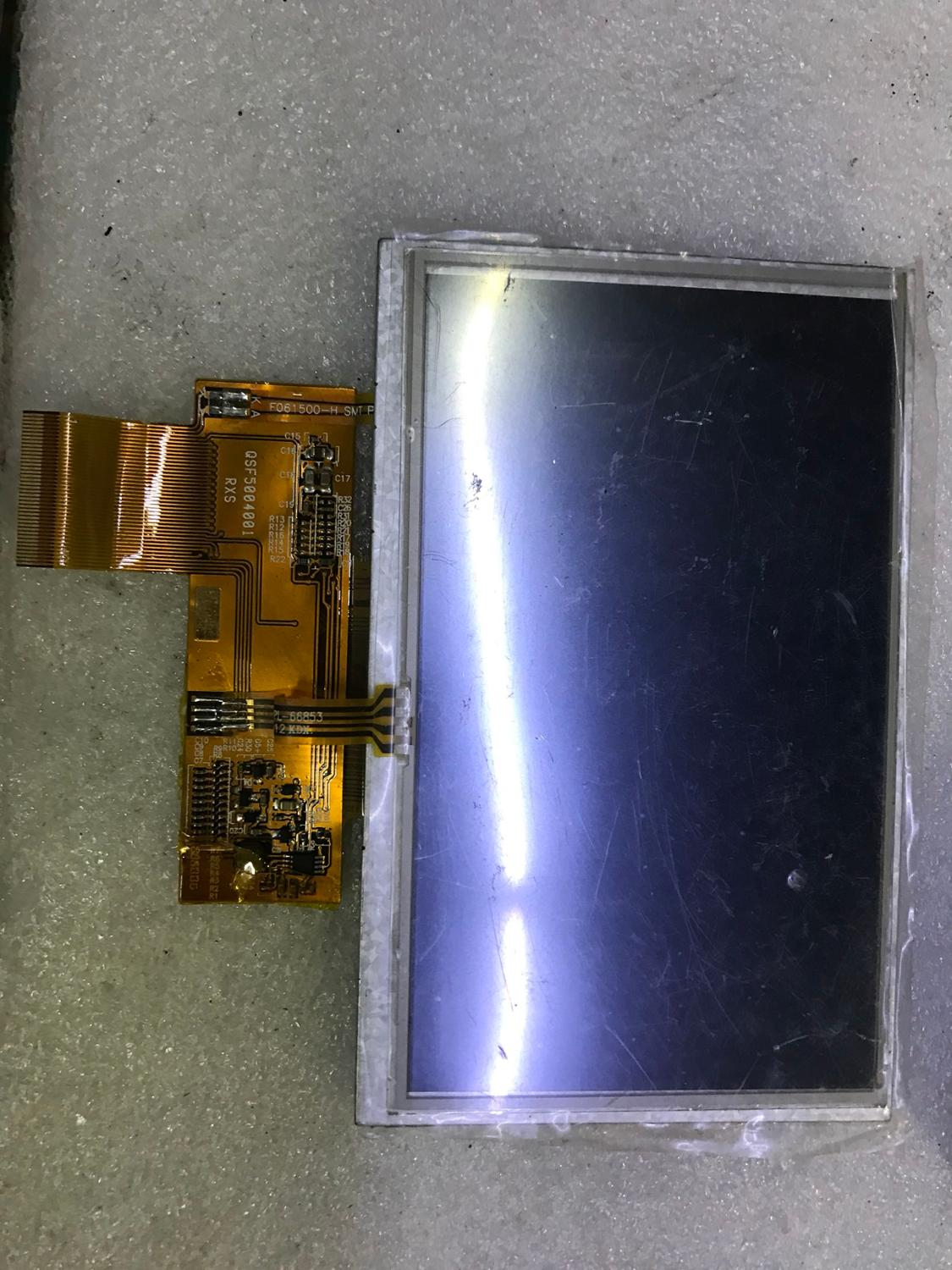 5 inch LCD screen cable type: QSG5004001
