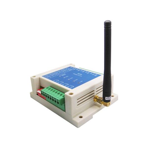 2 pz/lotto SK108 868 MHz | 915 MHz 4 vie Wireless modulo 3Km Long Range RF Interruttore di Controllo Remoto per una crescita intelligente sistema di irrigazione2 pz/lotto SK108 868 MHz | 915 MHz 4 vie Wireless modulo 3Km Long Range RF Interruttore di Controllo Remoto per una crescita intelligente sistema di irrigazione