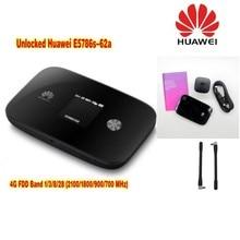 Купить с кэшбэком HUAWEI E5786 E5786s-32a LTE Cat 6 300Mbps Mobile Modem (plus antenna)