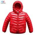 Kindstraum 2017 novo inverno 100% crianças casacos de algodão crianças bolsos encapuzados jaquetas casuais outerwear escola para as crianças, rc861