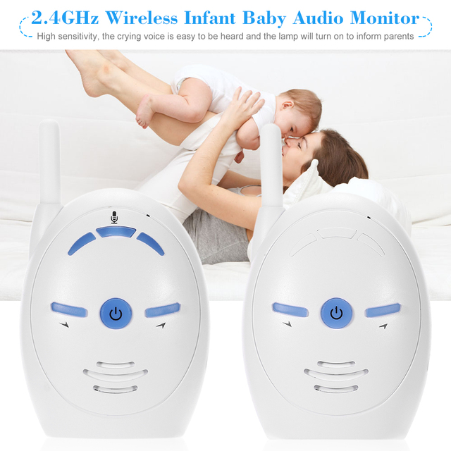 Walkie Talkie Baby Sound Monitor