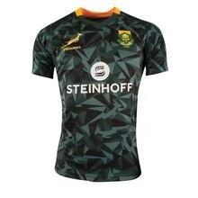 La MaxPa Novos Cavaleiros de Rugby Jerseys 18-19 África Do Sul Rugby  jerseys Cowboys GALOS camisas Frete grátis a6f4d58f6bc04
