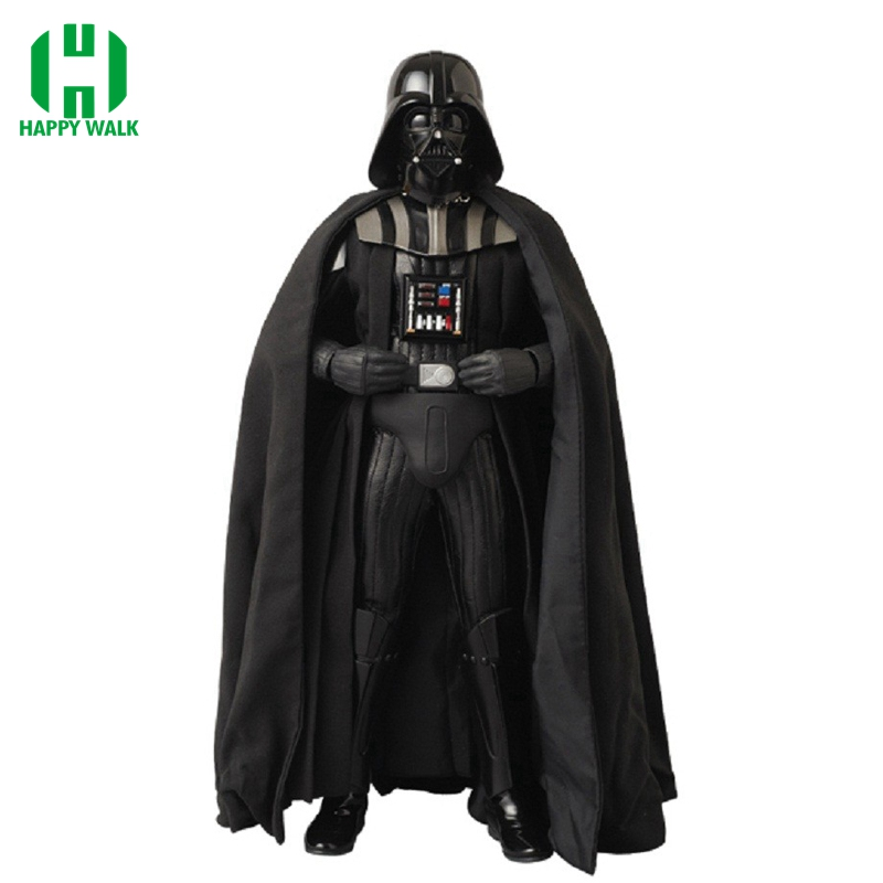 Darth Vader (Anakin Skywalker) Darth Vader Costume Suit Costume da film per bambini per Halloween Party Cosplay Costume per adulti