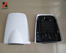 ZXMT Universal Motorcycle ABS Unpainted Passenger Rear Seat Cowl Cover Fairing Cover for Honda CBR600RR 2003-2006 04 scooter parts carbon fiber seat cowl rear passenger cover for honda cbr600rr 2003 2006 f5 free shipping