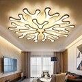 Креативный коралловый светодиодный пост-современный потолочный светильник модный креативный домашний и коммерческий Декор потолочные св...