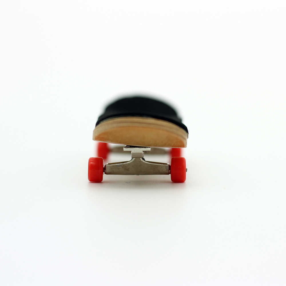 Alta qualidade profissional mini fingerboard brinquedos de skate pequeno divertido dedo de madeira skate brinquedos para crianças tecnologia