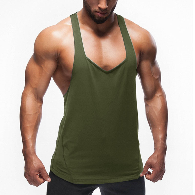 3 x MENS COTTON VESTS PACK OF THREE SUMMER VESTS FOR CASUAL GYM TRAINING M//L//XL