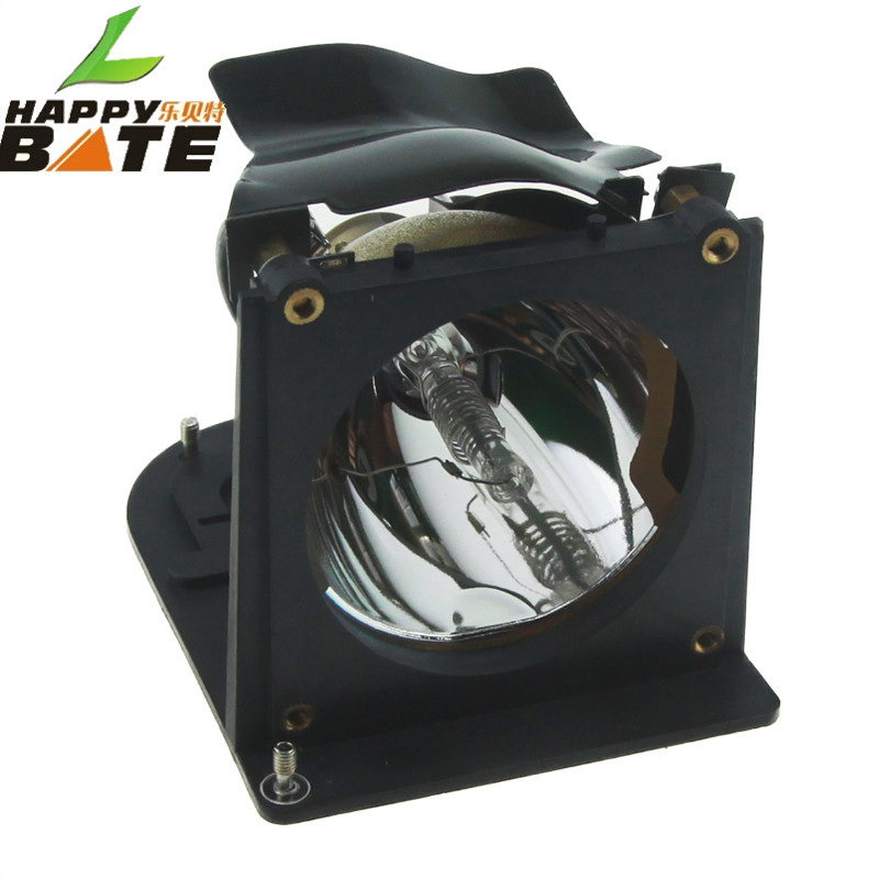 HAPPYBATE 310-4747 / 725-10037 / R3135 Replacement Projector Lamp/Bulb with Housing for DELL 4100MP free shipping brand new replacement lamp with housing projector lamp bulb n8279 for dell 5100mp