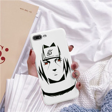 Naruto Phone Case For iPhone 7 8 X XR Plus 6 6 s Plus